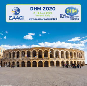 DHM 2020, DRUG HYPERSENSITIVITY MEETING